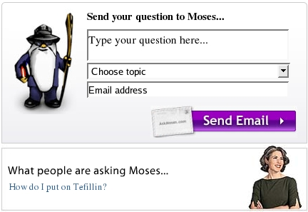 Ask Moses Women Tefillin