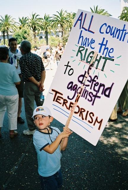 Pro Israel Kid