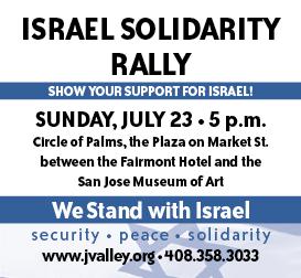 San Jose Rally