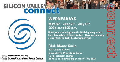 Silicon Valley Connect July