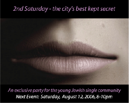 2nd Sat lips Aug 06