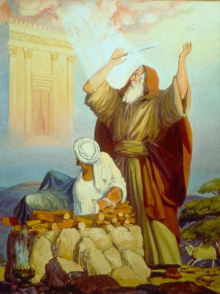 Binding Isaac Abraham