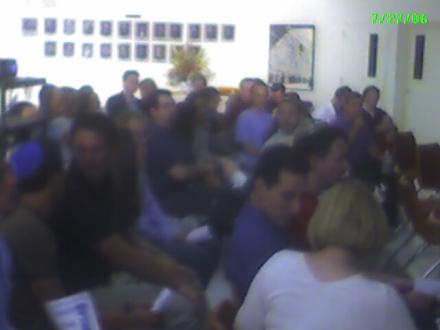 CBD Rally Audience