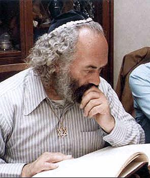 Rebbe Shlomo Carlebach