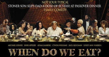 When do we eat passover movie