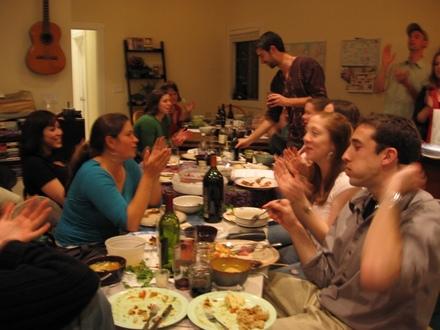 Moishe House Seder 06