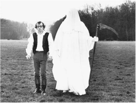Woody Allen Death