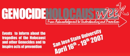 holocaust week sjsu 07