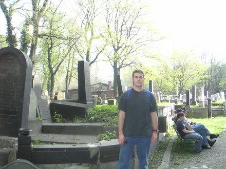 Oyster cemetery Krakow