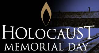 Yom HaShoah Second Saturday