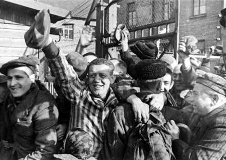 auschwitz liberation 440