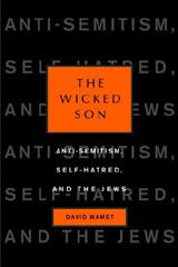David Mamet wicked son