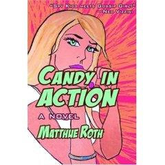 Candy In Action cover
