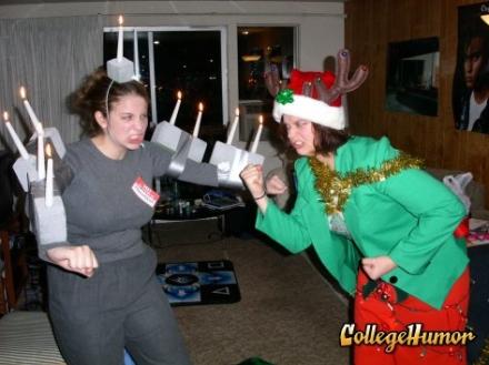 christmas vs hanukah bangitout collegehumor