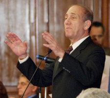Ehud Olmert, Sao Paulo, 2005, Courtsey of WikiCommons
