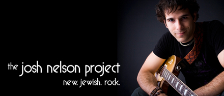 The Josh Nelson Project is on tour. Check to see if he's coming to your town!